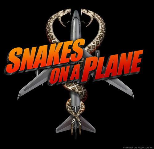 [電影] 飛機上有蛇 (Snakes on a Plane) @ Valence。美好的意外 :: 痞客邦