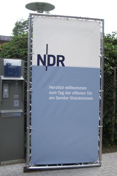 Besuch Sender Steinkimmen (2/6)
