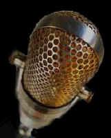 Micrófono Doblaje