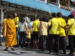 Bangkok. Larga vida al Rey de Tailandia