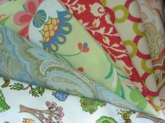 new fabric stash purchase