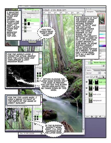 Digital blending tutorial. Page 3: blending