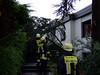 Unwettereinsätze Breckenheim 27.07.2006