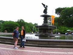 Karen and Patrick at Bethesda