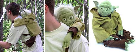 Yoda mochila