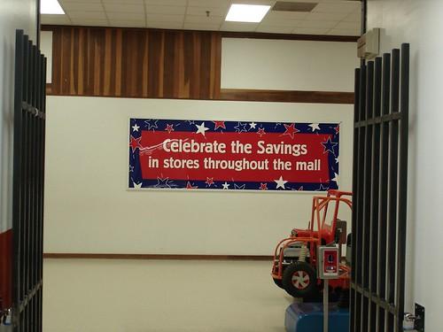 Becker Villiage Mall (Roanoke Rapids, NC--Dead Since 2002?)