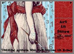 Art in Store Logo Entry 2