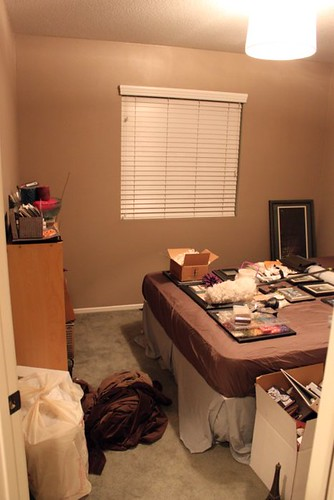 Spare Bedroom - Before