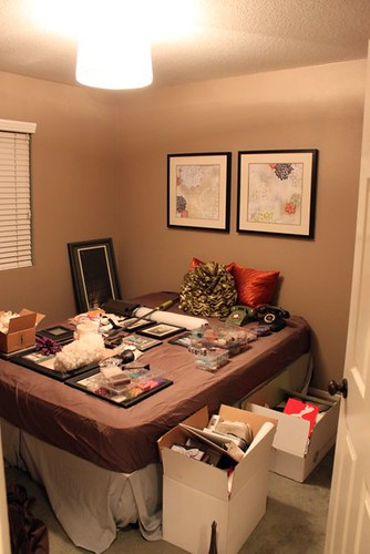 Spare Bedroom Remodel - Before