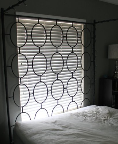 Master Bedroom Window Films