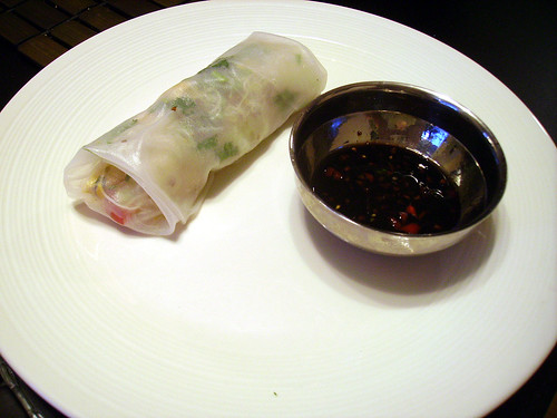 Salad Roll
