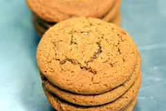 Molasses-Spice Cookies