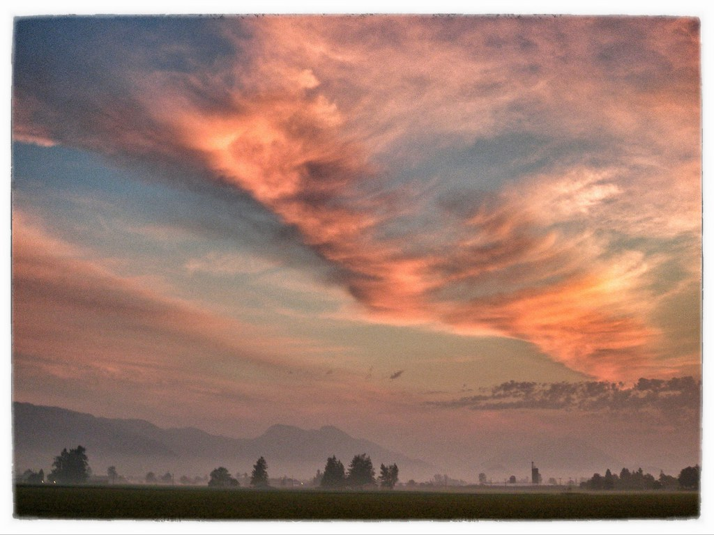 Fraser Valley Sunrise