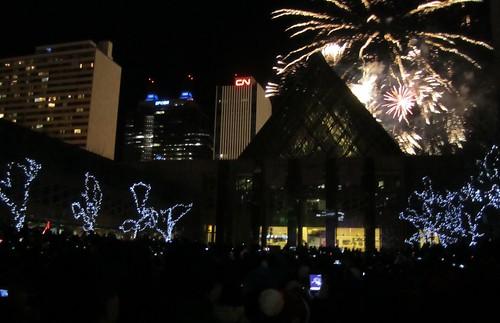 Metropolis & Fireworks