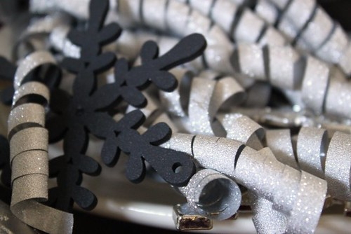 DIY Snowflake Gift Tag