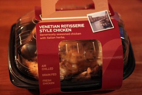 Longo's Chicken Dinner Night!