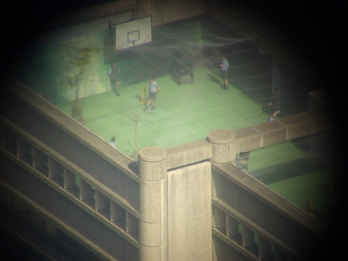 Rooftop socer