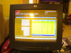 Cafe Coffee Day Computerised Billing System