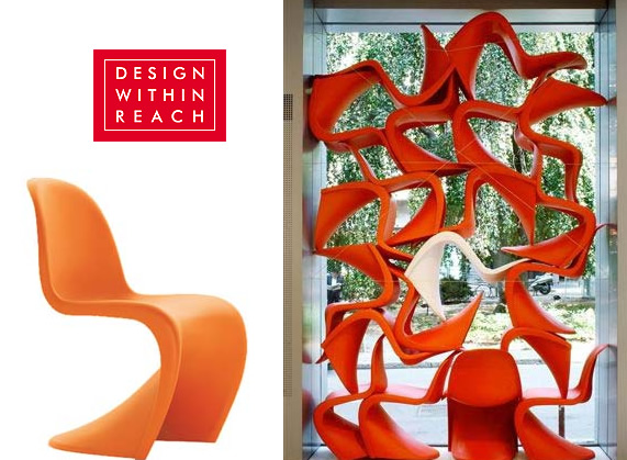 Limited Edition Panton Chair at DWR