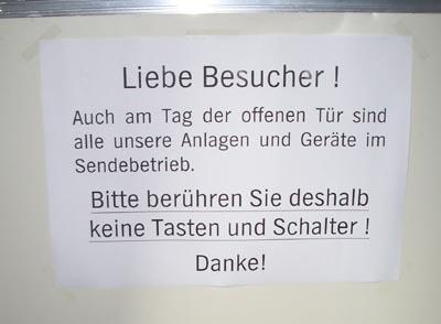 Besuch Sender Steinkimmen (4/6)