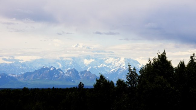 Denali from 60 miles