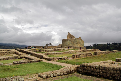 The Archeological complex of Ingapirca