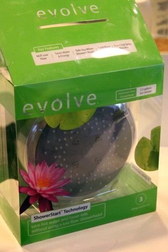 Eco Evolve Showerhead