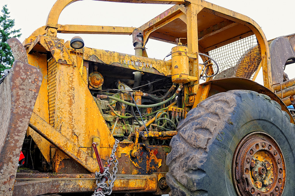 Kenworth Made Skidder