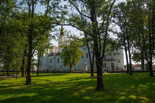 Rietavo bažnyčia