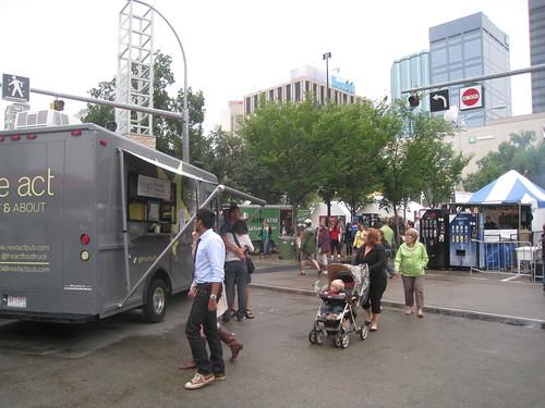 Taste of Edmonton 2012