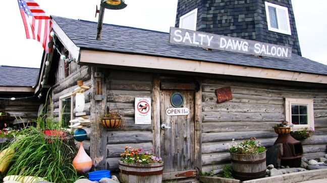 Salty Dawg Saloon