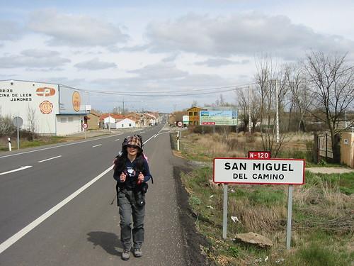 San Miguel del Camino
