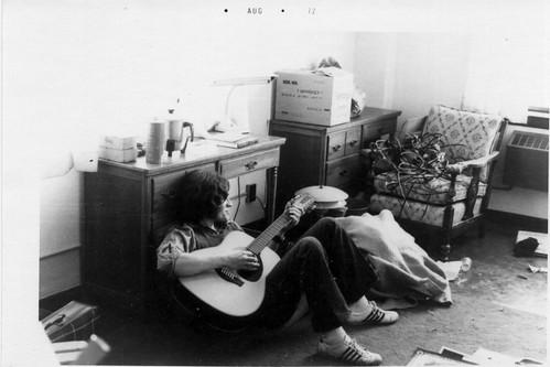 Warren Frees guitar