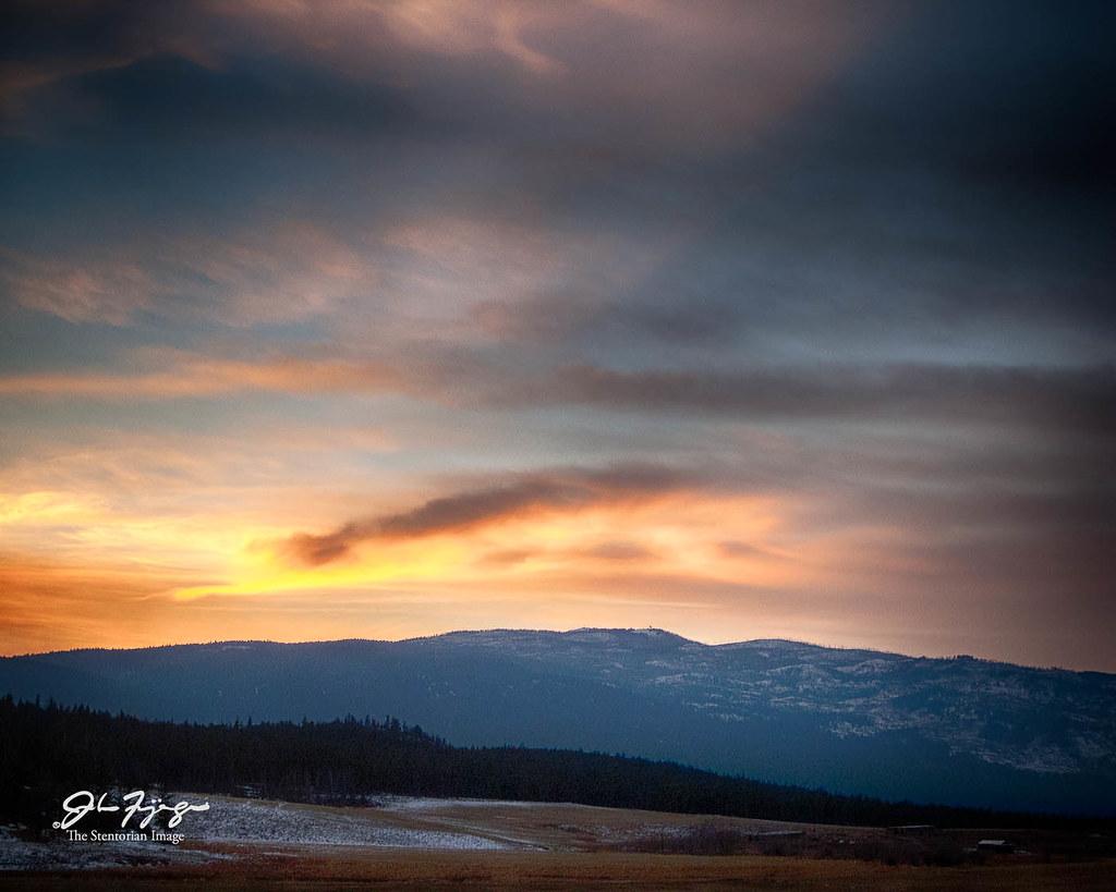Inks Lake Sunset