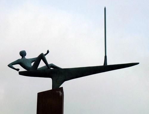 Skulptur i Kiel