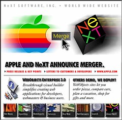 Fusion Apple-NeXT