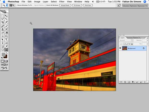 HDR TUTORIAL STEP 14