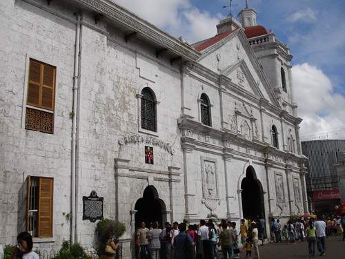 basilica minore del santo nino cebu city heritage conservation