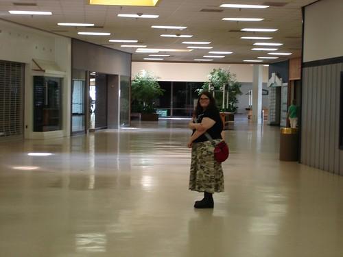 Becker Village Mall (Roanoke Rapids, NC--Dead Since 2002?) (4/6)