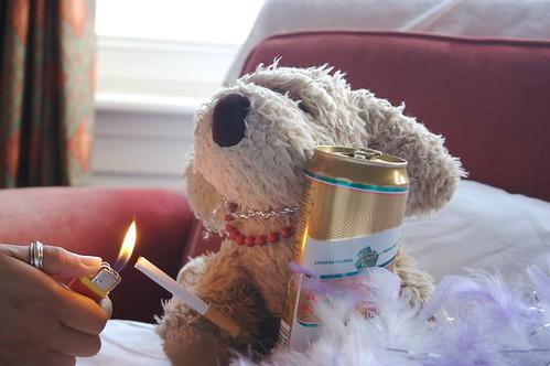 Smoking Babydaddy