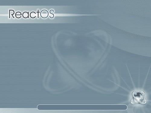 ReactOS BootSkrin