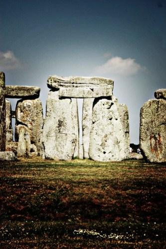Stonehenge lomo 3