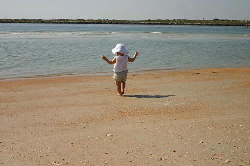 Amelia on the Beach