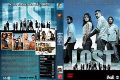 Caratula DVD Lost
