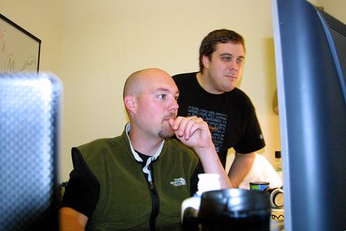 Derek and Dan