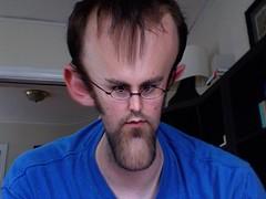 Evil Genius Grows Back Mustache