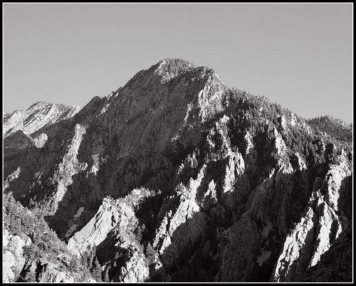 Big Cottonwood Canyon, Utah, 2006 - photo by Rich Legg, copyright and rights reserved