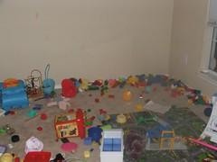 Playroom Hell