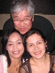 Yamaya-san, Julia & Kristi