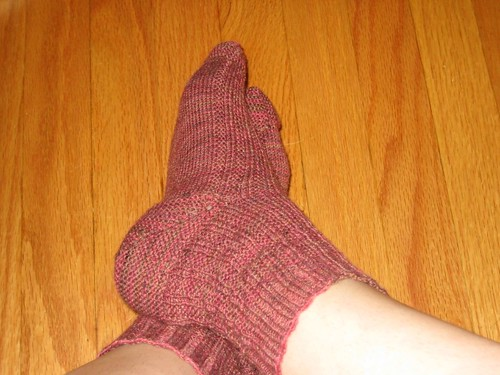 Neatby inspired socks